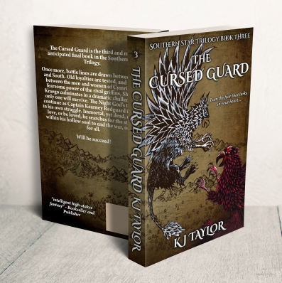 The Cursed Guard by KJ Taylor